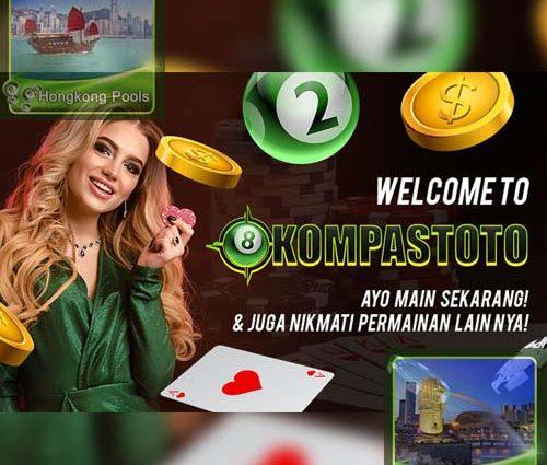 Kompas Toto, Agen bandar hongkong dan bandar SGP resmi, situs judi online resmi Indonesia